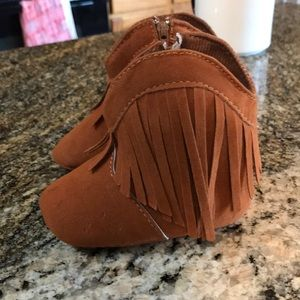 Other - Infant cowgirl boots